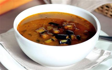 çakıldaklı çorba