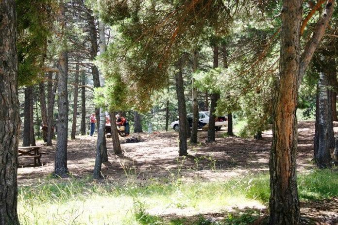 Çatak Tabiat Parkı