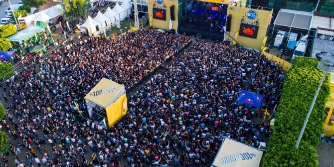 Çukurova Rock Müzik Festivali