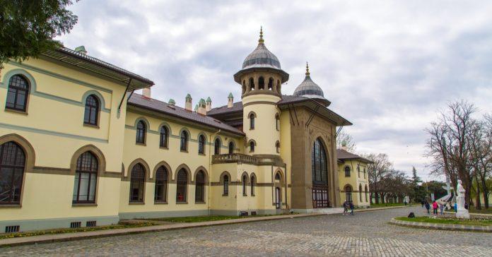 eski tren istasyonu