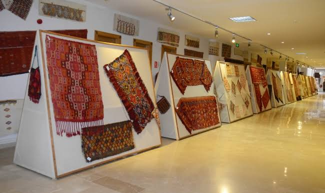 hakkari kilim müzesi