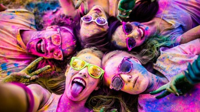 Holi: The Festival of Colors