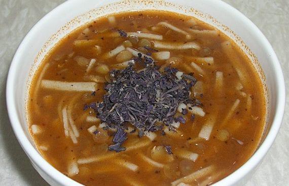 Kesme Çorbası Kocaeli Yöresel Yemekleri
