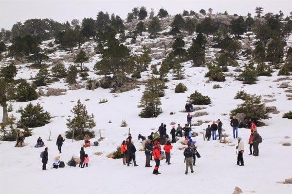 Kızıldağ Kar Festivali
