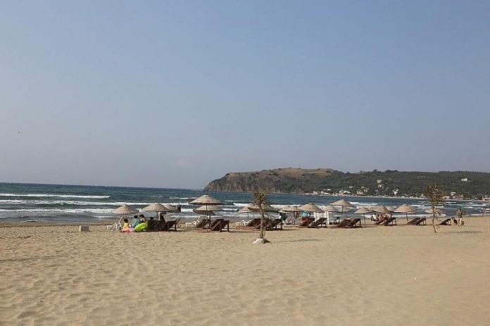 kumsaz plajı