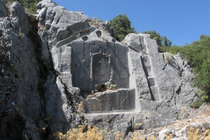milyos antik kenti