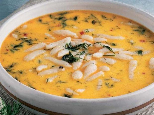 oğmaç çorbası