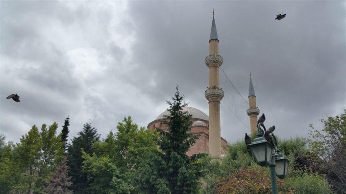 Odunpazarı Reşadiye Camii