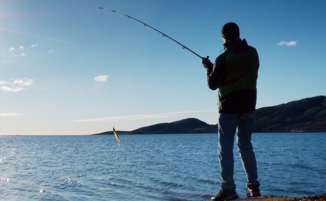 Rize Olta Balıkçılığı