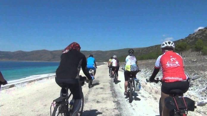 Salda Gölü Bisiklet Festivali
