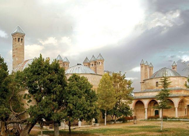 Şeyh Sücaeddin-i Veli Külliyesi ve Türbesi