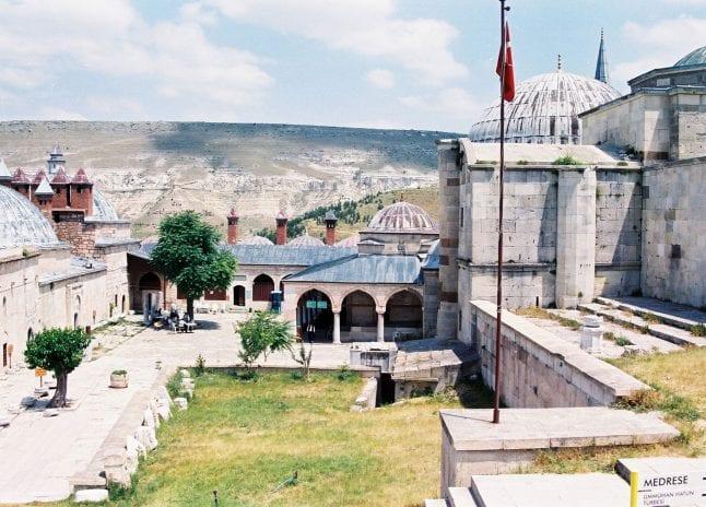 Seyyid Battal Gazi Külliyesi ve Türbesi