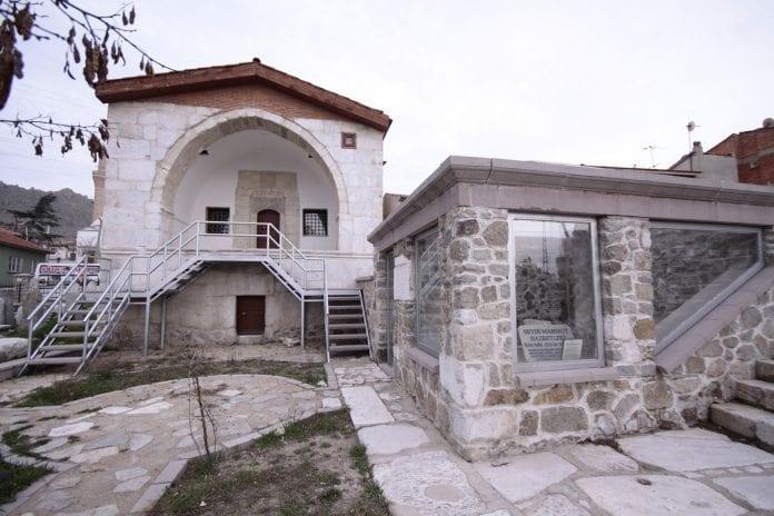 Seyyit Mahmut Suzani Külliyesi