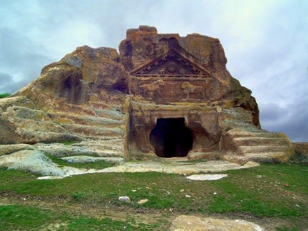 Solon'un Mezarı