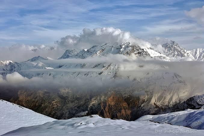 sümbül dağı