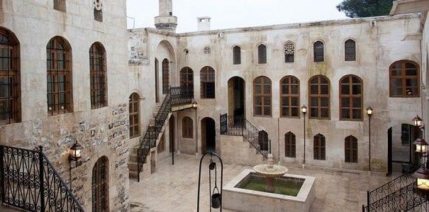 tarihi kilis evi
