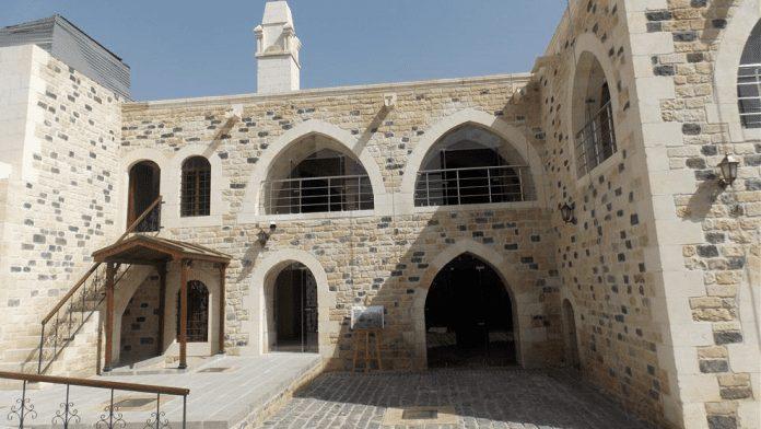 tarihi sabunhane binası