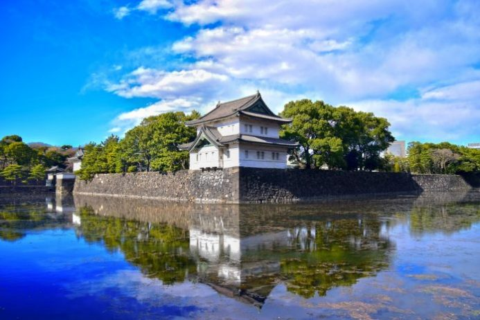 tokyo imparatorluk sarayı