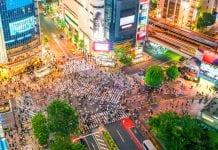 Tokyo Shibuya