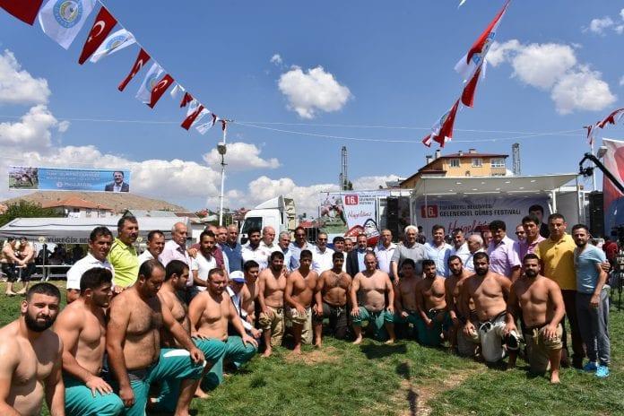 Tufanbeyli Geleneksel Yaz Şenliği ve Karakucak Güreş Festivali