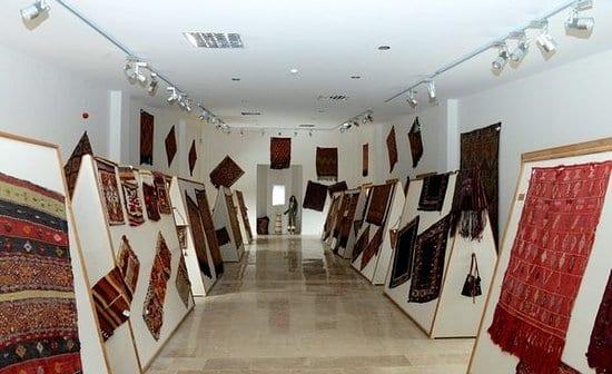 Prof. Dr. Turan Yazgan Halı ve Kilim Müzesi