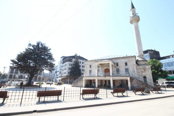 Yalı Camii - Aziziye Camii