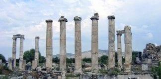 bybassos antik kenti