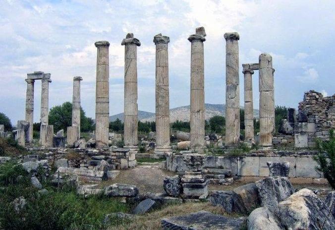 bybassos antik kenti marmaris