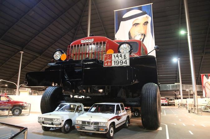 Emirates Ulusal Araba Müzesi