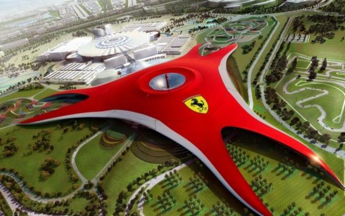 Ferrari Dünyası