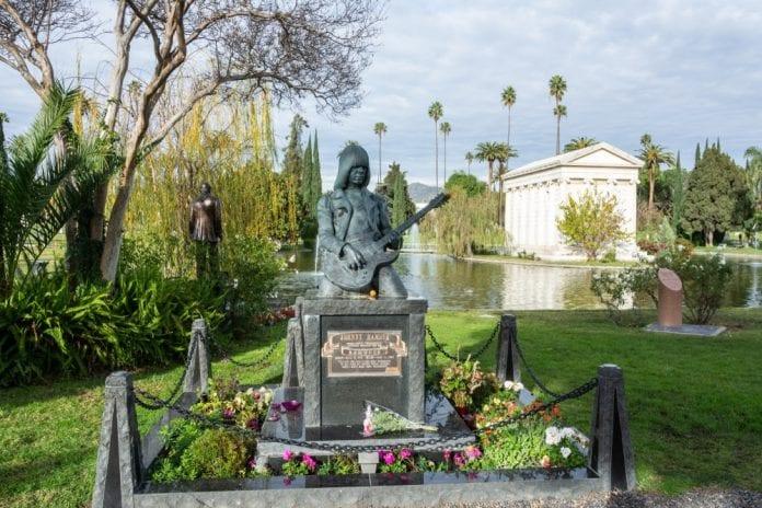 Hollywood Forever Mezarlığı