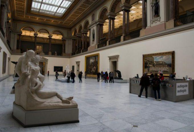 Royal Museum of Fine Arts Belgium