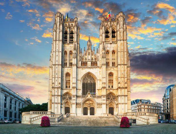St. Michael and St. Gudula Katedrali