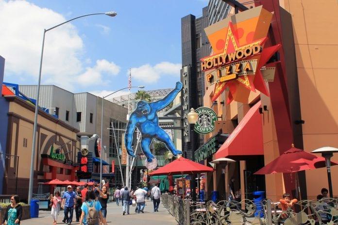 Universal Stüdyoları Hollywood