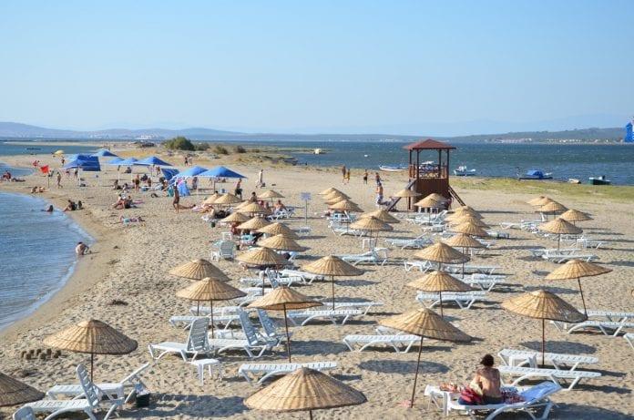 altınova plajı