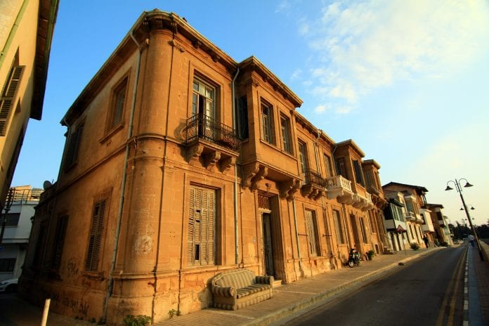 Arap Ahmet Mahallesi Evleri