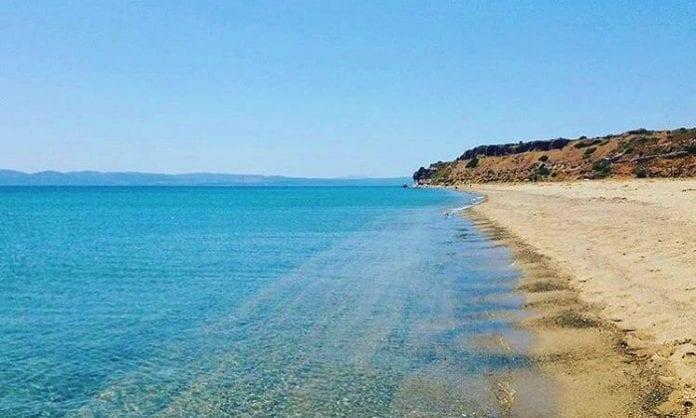 badavut plajı