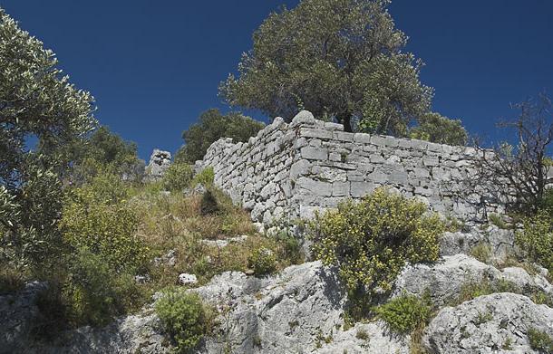 bybassos antik kent marmaris