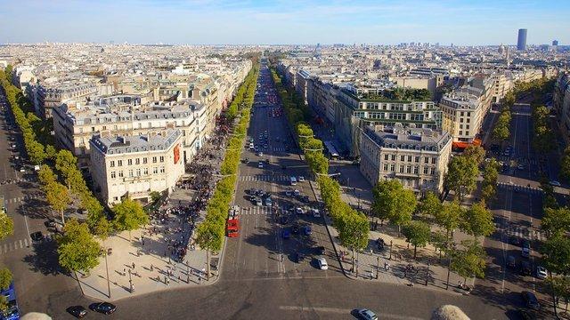 Champs-Elysees Bölgesi