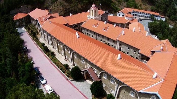 cikko manastırı kıbrıs