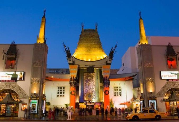 Grauman Çin Tiyatrosu
