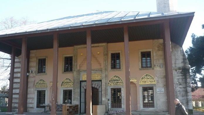 İbrahim Ağa Camii