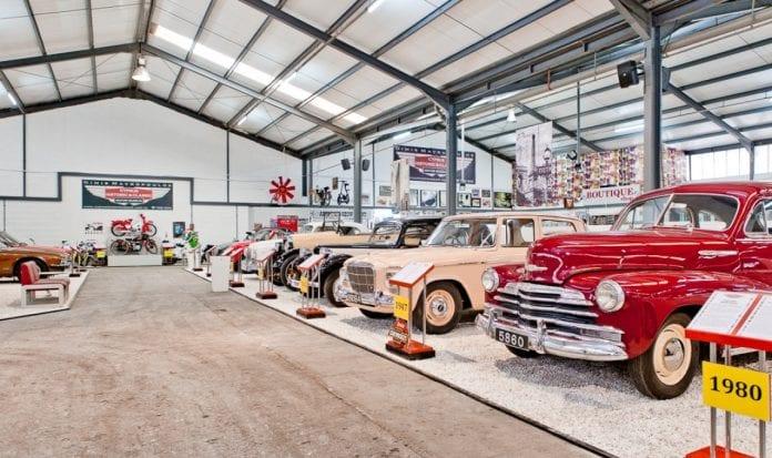 kıbrıs klasik araba müzesi
