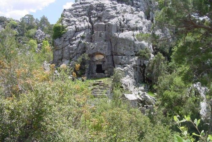 kastabos antik kenti