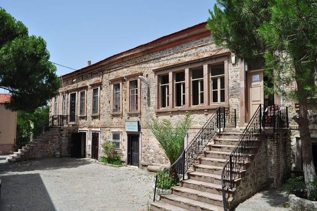 küçükköy kent müzesi