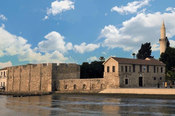 Larnaka Kalesi Kıbrıs