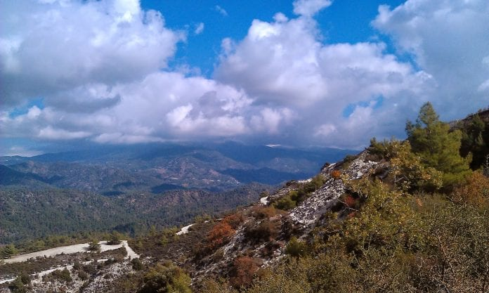 olimpos tepesi