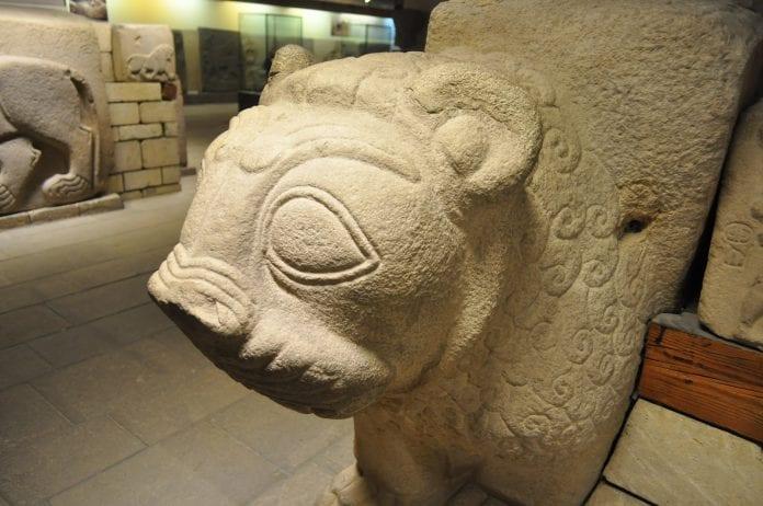 St. Mark Aslanı Heykeli