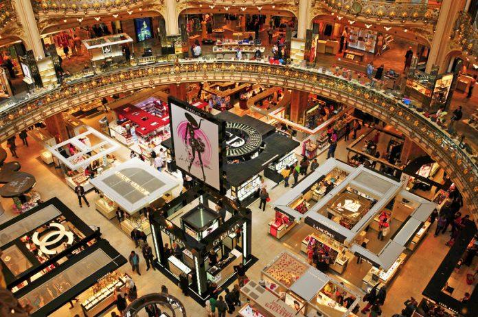 Paris Alışveriş Merkezi