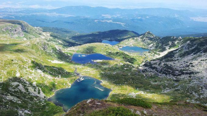 Rila Dağları